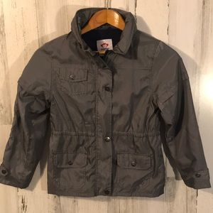 Girls size 8 lightweight NEW NWT jacket coat